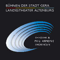 Logo: Theater Gera - Altenburg